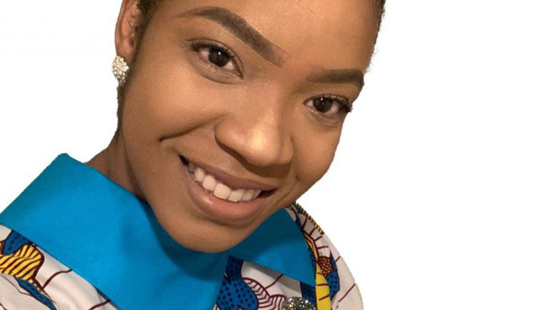 Rev Christelle Adjei Appiah